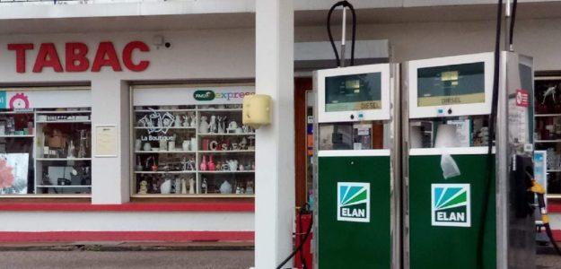 STATION ELAN - TABAC
