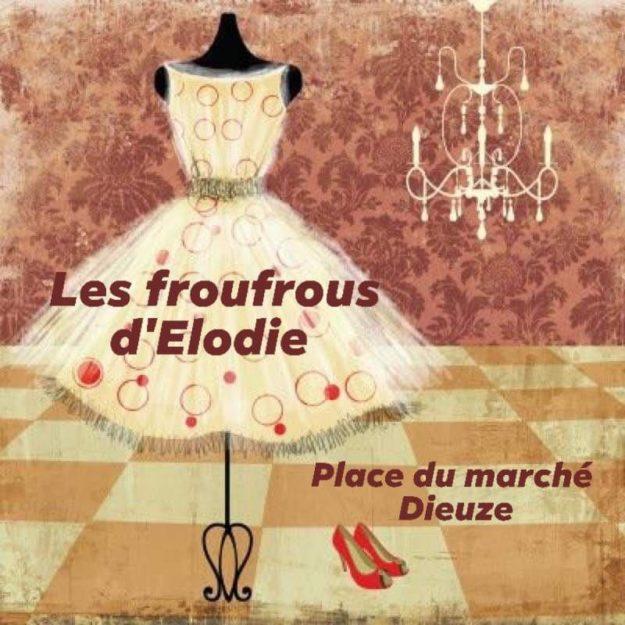 LES FROUFROUS D'ELODIE
